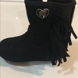 Size 2 baby girl boots